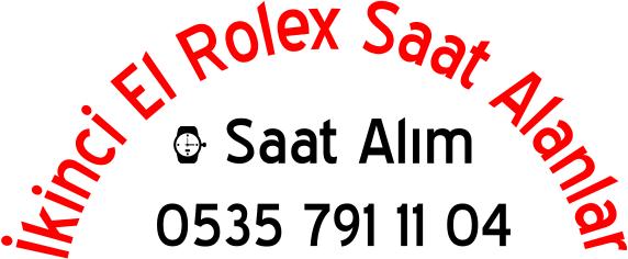 İkinci El Rolex Alanlar – Özgür Saat