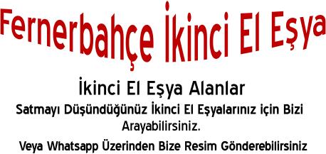 Fenerbahçe İkinci El Eşya